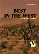 Richard Köchli - Best In The West, Nashville Guitar, m. Audio-CD