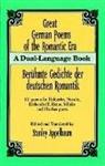 Stanley Appelbaum, Stanley Appelbaum - Great German Poems of the Romantic Era