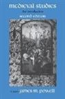 James M Powell, James M. Powell - Medieval Studies