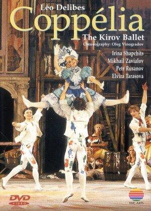 Kirov Ballet, Mariinksy Theatre Orchestra, … - Delibes - Coppélia