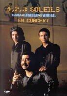 Taha, Khaled, Faudel - 1,2,3 soleils en concert