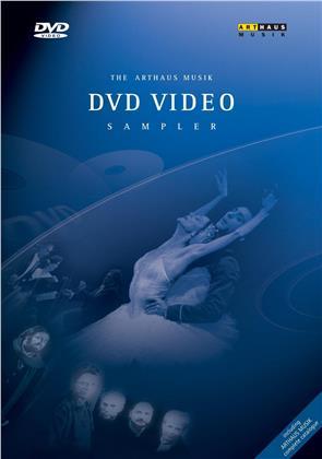 Callas, Pavarotti & Claudio Abbado - Arthaus DVD video sampler