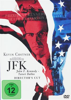 JFK - John F. Kennedy - Tatort Dallas (1991)