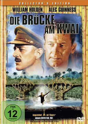 Die Brücke am Kwai (1957) (Collector's Edition, 2 DVDs)