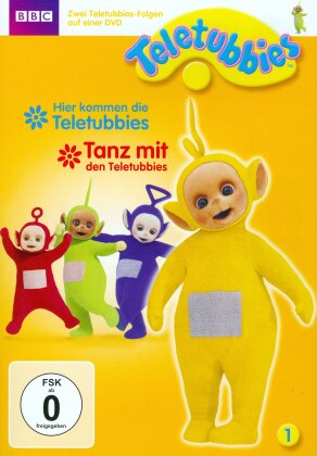 Teletubbies - Hier kommen die Teletubbies / Tanz mit den ... (BBC)