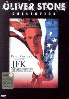 JFK - John F. Kennedy - Un caso ancora aperto (1991) (Director's Cut)