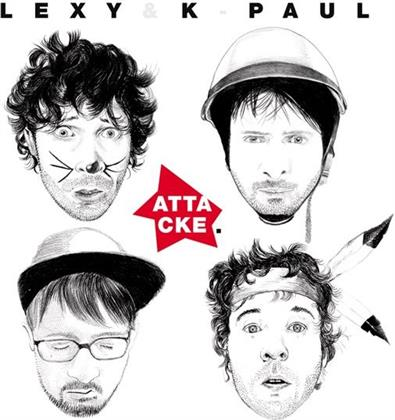 Lexy & K-Paul - attacke (Limited Edition, 2 CDs)