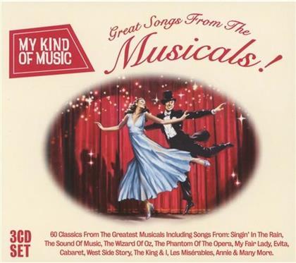 Magic Of Musicals (3 CD)
