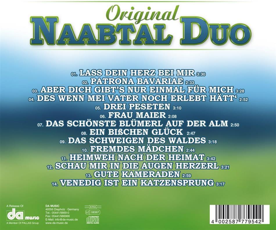 Lass Dein Herz Bei Mir De Original Naabtal Duo Cede Com