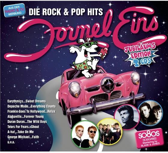 Formel Eins - Various - Rock Pop Hits (2 CDs)