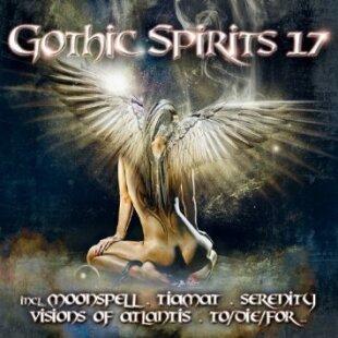Gothic Spirits - Vol. 17 (2 CDs)