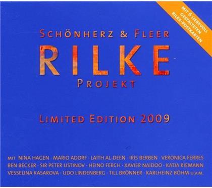 Schönherz & Fleer's Rilke Projekt - Rilke Projekt Limited Edition 2009 (3 CDs)