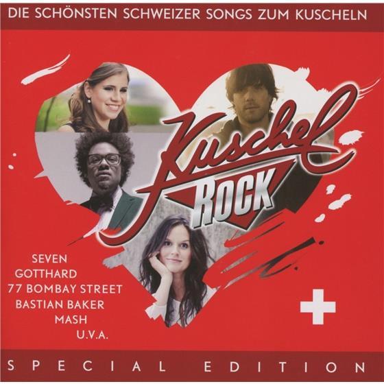 Kuschelrock - Various - Die Schönsten Schweizer Songs zum Kuscheln (Special Edition)