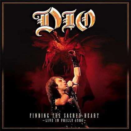 Dio - Finding The Sacred Heart - Live In Philly 1986 (2 CDs)