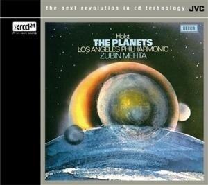 Gustav Holst (1874-1934), Zubin Mehta & Los Angeles Philharmonic - The Planets - JVC XR CD
