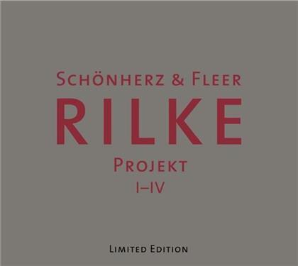 Schönherz & Fleer's Rilke Projekt - Rilke Projekt (Limited Edition, 4 CDs)