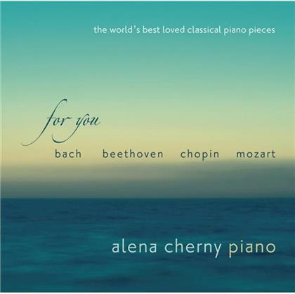 Alena Cherny - For You - The World's Best Loved Classical Piano Pieces (2 CDs)