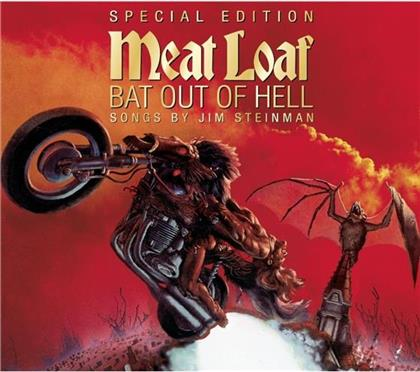 Meat Loaf - Bat Out Of Hell (Special Edition, CD + DVD)