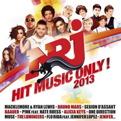 Nrj Hit Music Only - Various 2013 (2 CDs)