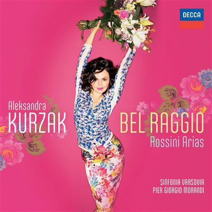 Aleksandra Kurzak, Gioachino Rossini (1792-1868), Pier Giorgio Morandi & Sinfonia Varsovia - Bel Raggio