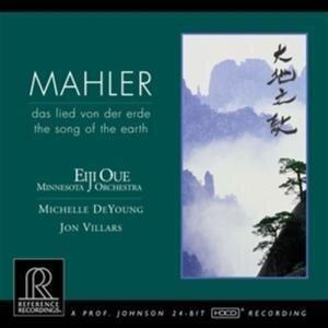 Michelle DeYoung, Gustav Mahler (1860-1911), Eiji Oue & Minnesota Orchestra - Das Lied Von Der Erde - HDCD
