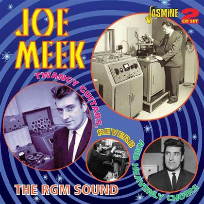 Joe Meek - Twangy Guitars, Reverb. (2 CDs)