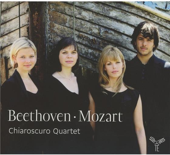 Chiaroscuro Quartet & Wolfgang Amadeus Mozart (1756-1791) - Quatuor K.428, Adagio & Fugue K.546