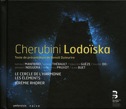 Choeur Les Elements, Nathalie Manfrino, Luigi Cherubini (1760-1842), Hjördis Thebault & Jeremie Rohrer - Lodoiska (2 CDs)