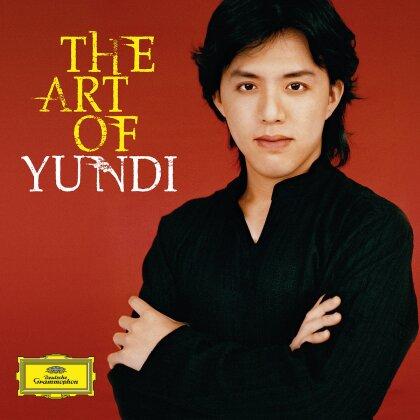 Yundi Li, Franz Liszt (1811-1886), Frédéric Chopin (1810-1849), Wolfgang Amadeus Mozart (1756-1791), Maurice Ravel (1875-1937), … - The Art Of Yundi