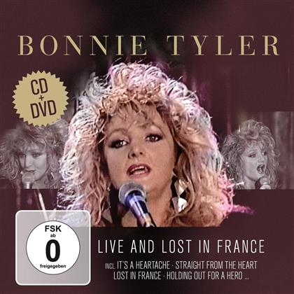 Bonnie Tyler - Live & Lost In France (2 CDs)