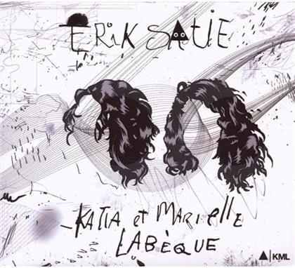 Labeque Katia & Marielle & Eric Satie (1866-1925) - Erik Satie