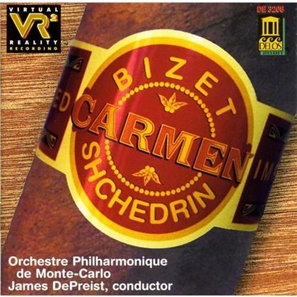 James DePreist, Rodion Shchedrin, Georges Bizet (1838-1875) & Orchestre Philharmonique De Monte-Carlo - Ballet Carmen