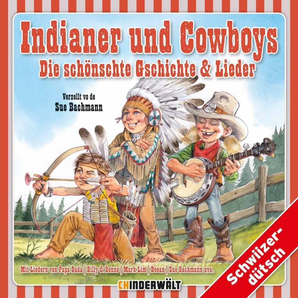 Indianer Und Cowboys - Gschichte Und Lieder - Various (2 CDs)