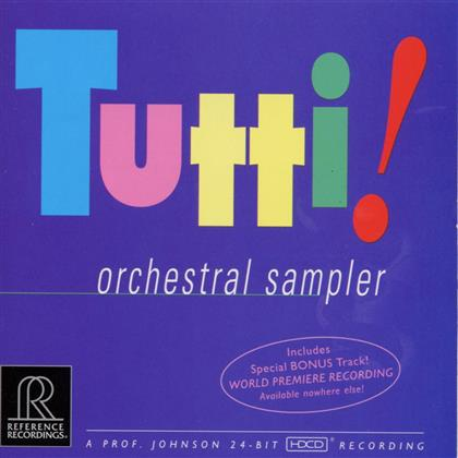 Tutti!-Orchestral - Various