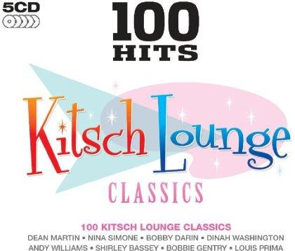 100 Hits - Kitsch Lounge Classics (5 CDs)