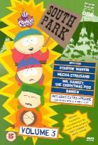South Park/volume 3 - 5 épisodes