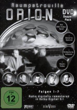 Raumpatrouille Orion 1+2 - Folgen 1-7/Doppelpack
