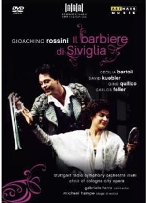 Radio-Sinfonieorchester Stuttgart, Gabriele Ferro, … - Rossini - Il barbiere di Siviglia (Arthaus Musik)