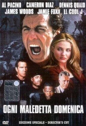 Ogni maledetta domenica (1999) (Director's Cut, Edizione Speciale)