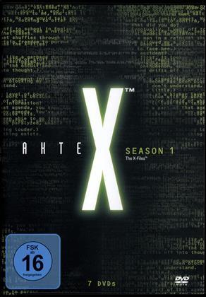 Akte X - Staffel 1 (7 DVDs)