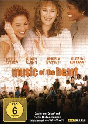 Music of the heart (1999) (Arthaus)