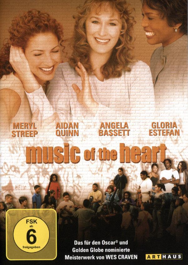 Music of the heart (1999) (Arthaus)