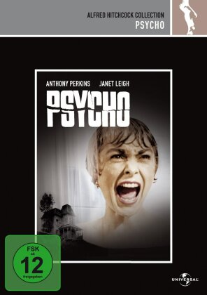 Psycho (1960) (Hitchcock Collection, s/w)