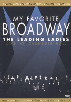 Various Artists - My favorite Broadway: Leading Ladies