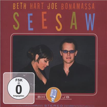 Beth Hart & Joe Bonamassa - Seesaw (CD + DVD)