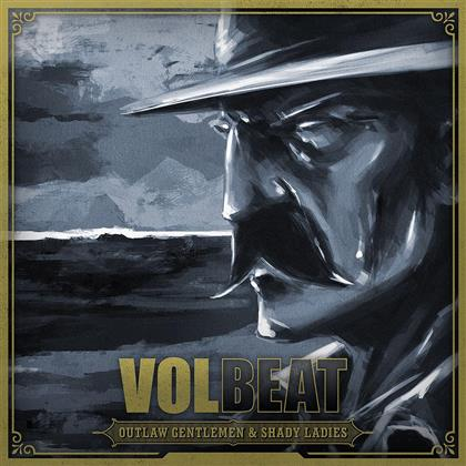 Volbeat - Outlaw Gentlemen And Shady Ladies - Jewelcase