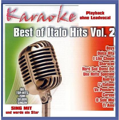 Karaoke - Best Of Italo Hits 2