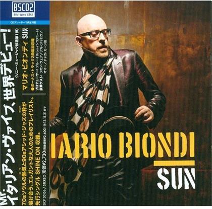 Mario Biondi - Sun - Spec Edition & Bonus