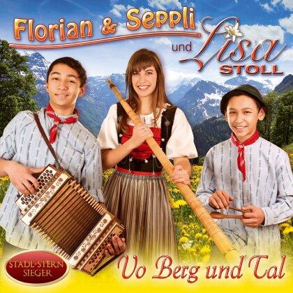Florian & Seppli & Lisa Stoll - Vo Berg Und Tal