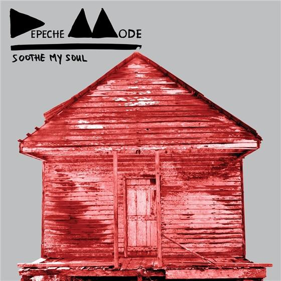 Depeche Mode - Soothe My Soul - 2 Track
